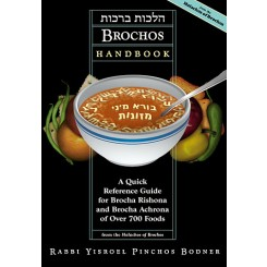 The Brochos Handbook
