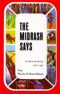 The Medrash Says- Bamidbar